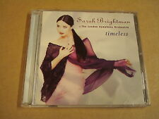 CD / SARAH BRIGHTMAN & THE LONDON SYMPHONY ORCHESTRA - TIMELESS