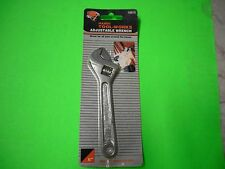 "New ! Adjustable Handy Tool 6"" Length Metal Adjustable Wrench"