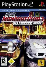 Playstation 2 MIDNIGHT CLUB 3 Dub Edition Remix TopZustand