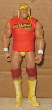 Hulk Hogan WWE Mattel Defining Moments Wrestling Figure + Accessories WWF Elite