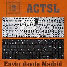 KEYBOARD SPANISH for ACER Aspire V5-552P-7480 Black (For Win8)