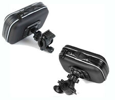 "Waterproof Bike Bicycle GPS Case & Mount Holder For 4.3"" 5"" GARMIN Nuvi TomTom"