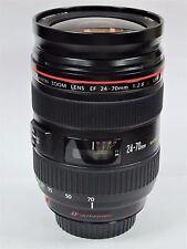 Canon 24-70mm f/2.8 L EF USM Zoom Lens - ST31778