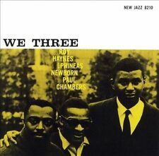 We Three [RVG Remaster] by Paul Chambers/Phineas Newborn, Jr./Roy Haynes (CD,...