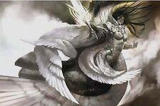 MTG Playmat Artists Of Magic WINGS with Art by KEKAI KOTAKI