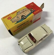 Dinky Toys Volkswagen 1500 VW 144 With Box Vintage Diecast Volkswagon