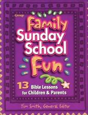 Family Sunday School Fun