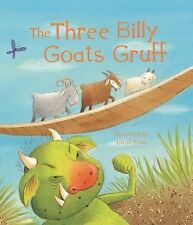 The Three Billy Goats Gruff (2013, Hardcover)