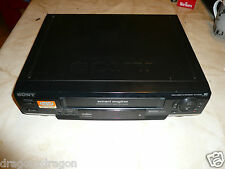 Sony SLV-SE200 VHS-Videorecorder, Smart Search, OSD, 2 Jahre Garantie