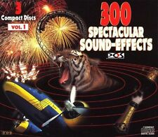 300 Spectacular Sound Effects, Vol. 1 1996