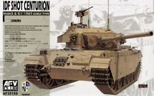 1/35 AFV Club IDF Shot Centurion Mk.5 and 5/1 1967 Early Type #35159