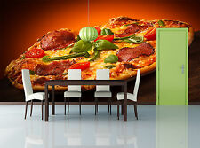 Pizza  I Wall Mural Photo Wallpaper GIANT DECOR Paper Poster Free Paste