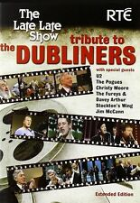 The Dubliners - The Late Late Show Tribute | NEW SEALED DVD [2008] RTE Special