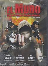SEALED - El Mudo DVD Con El Poder En Las Manos NUEVO CINE 2014 NEW