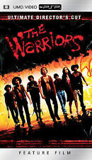 The Warriors UMD PSP COMPLETE MOVIE SONY PLAYSTATION PORTABLE