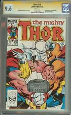 THOR #338 SS CGC 9.6 2ND APP BETA RAY BILL AUTO WALT SIMONSON SIGNED