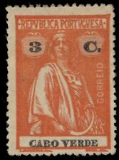 "CAPE VERDE 169 (Mi179A) - Ceres Definitive  ""Perf 15.0 x 14.0"" (pa44017)"