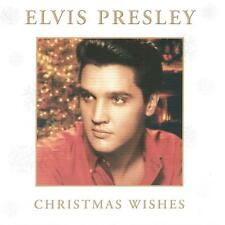 CD album ELVIS PRESLEY - CHRISTMAS WISHES / WHITE CHRISTMAS / SILENT NIGHT