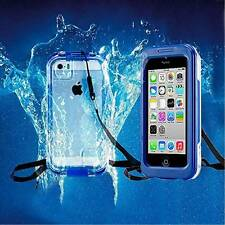 Blue Waterproof lIfe Shockproof Dirt Snow Proof Case Cover for iPhone 6 PLUS 5.5