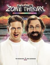 New, 2DAY SHIP, Tim and Eric's Zone Theory: 7 Easy Steps to Achieve a  AUDIO CD