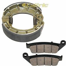 Front Brake Pads & Rear Shoes Fits HONDA VT600CD VT600CD2 Shadow 600 VLX Deluxe