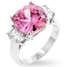 JEWELRY ~ Pink Ice Cubic Zirconia RING Size 5