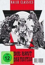 Steelbook DIE BRUT DES TEUFELS Godzilla & Mechagodzilla Metalpak 2 DVD Box Neu
