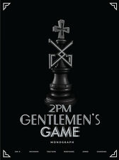 2PM - 2PM GENTELMEN'S GAME Monograph [Limited Edition] DVD with Making Book