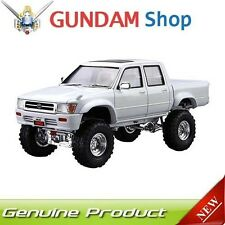 AOSHIMA Toyota LN107 Hilux Pickup Double Cab Lift Up '94 1/24 Series No. 5 JAPAN