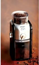 Krups Electric Conical Burr Coffee Grinder, Enjoy Fresh Coffee Every Morning !