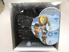 Samsung 3D Starter Kit With Shrek Blu-Ray 3D Collection
