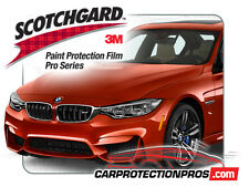 2017 BMW M3/M4 3M PRO SERIES Paint Protection Film Clear Bra Deluxe Kit