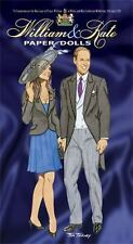 William and Kate Paper Dolls: To Commemorate the Marriage of Prince William of W
