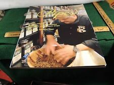 MASTER PIPE MAN BONACQUISTI ARTICLE GREAT READ P&T FALL 2007 PIPES AND TOBAC