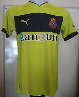 ESPANYOL RCD 2012/13 AWAY SHIRT BY PUMA ADULTS SIZE XL BRAND NEW WITH TAGS