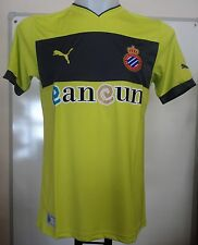 ESPANYOL RCD 2012/13 AWAY SHIRT BY PUMA ADULTS SIZE LARGE BRAND NEW WITH TAGS