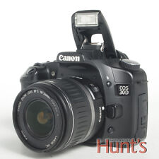 CANON EOS 30D 8.2 MP APS-C DIGITAL SLR CAMERA w/EF-S 18-55mm f3.5-5.6 II LENS