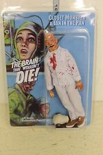 Distinctive Dummies The Brain that Wouldn't Die Closet Monster and Jan Figure