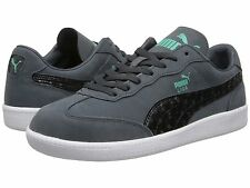 Brand New! PUMA Liga Opulence Turbulence Grey Green  Men size 8 FREE SHIP!