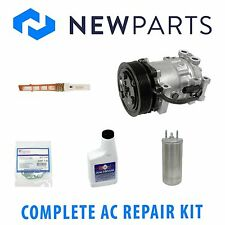 Dodge Dakota 2000-2001 4.7L Complete A/C Repair KIT With NEW Compressor & Clutch