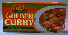 Japanese Golden Curry Sauce Mix Mild 8.4oz -  USA Seller Fast shipping