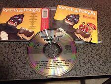 RICCHI E POVERI Pubblicita Italo Disco CD Baby Records 1987