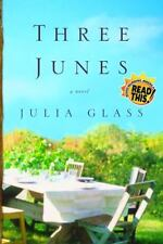 Three Junes by Julia Glass (2002, Hardcover)