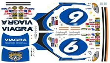 #6 Mark Martin Viagra '04 Ford 1/24th - 1/25th Scale Waterslide Decals