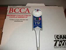 Michelob Light 19th Hole tap handle