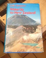 Wake up to NEW ZEALAND Colin Simpson 1976 TRAVEL Photos FREE US SHIPPING