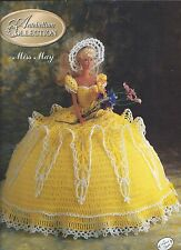THE ANTEBELLUM COLLECTION ~ Miss May  ~ Annie's Attic Crochet Pattern