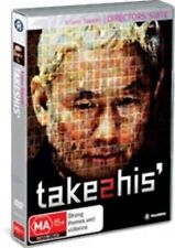 Takeshis' * Japanese with English Subtitles*    (DVD, 2007) BRAND NEW REGION 4