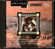 CLASSIQUE FOLIE - MUSIQUE CLASSIQUE - CD COMPILATION [847]