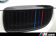 BMW Kidney Grill M Sport Colour Stripes Sticker Decal M3 M5 M6 1 2 3 4 5 Series